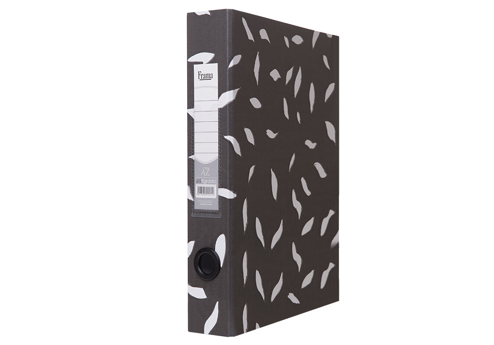 Usual Lever Artch Folder - Size: 345x280x80mm - Tiger
