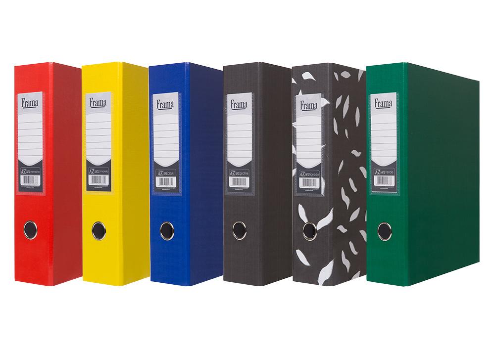 Master Lever Arch Folder - Size: 345x280x80mm