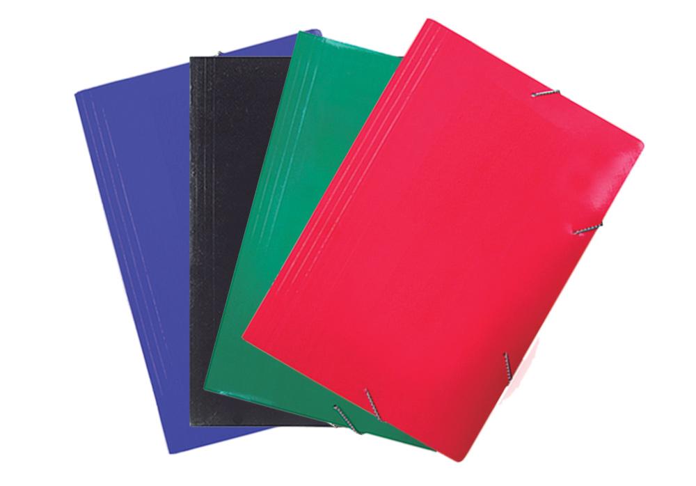 Carboard Folders - Elastic Band