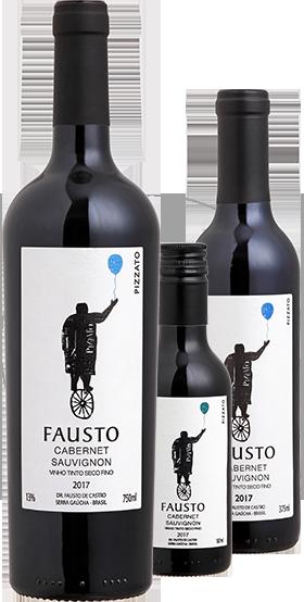 Fausto (de Pizzato) Cabernet Sauvignon