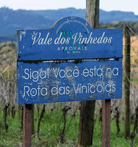 Parallax Rota das Vinícolas