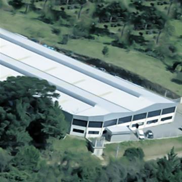 Fábrica OMP do Brasil em Flores da Cunha/RS